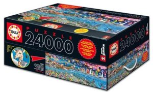 Educa World's LArgest Jigsaw Puzzle Picture